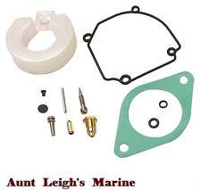 Carburetor Repair Kit & Float for Nissan Tohatsu 25 30 45 50 60 70 HP 18-7291