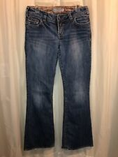 1921 31W 34L Women's Thick Stitched Jeans Indian head Nickel Buttons