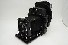 TOPCON HORSEMAN VH-R SUPER ER 75mm f/5.6 with Rotary Back Film Holder220 Set!!