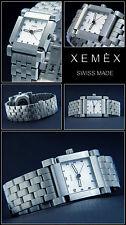 """XEMEX MONTRE AUTOMATIQUE POUR HOMMES HORLOGERIE 2892-A2 AVENUE """"TRIMESTRE"""" TOUS"""