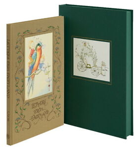 Charles Van Sandwyk/Letters From Fairyland/Folio Society Limited Edition #8/250