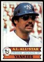 1979 Topps (Pp7) Reggie Jackson New York Yankees #700