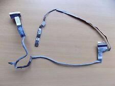 Toshiba L500 Screen Cable and Webcam DC02000UC10