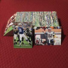 New listing 2008 Upper Deck Football Complete Base Set #1-200 w/ Tom Brady Peyton Manning
