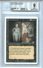 MTG Revised Royal Assassin Magic WOTC BGS 9.0 (9) NM/MT+ Card 1262
