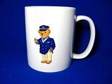 CAPTAIN BEAR 1997 POLO RALPH LAUREN RL CERAMIC COFFEE CUP MUG
