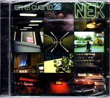 NEK EN EL CUARTO 26 CD 2007 SPAIN VERSIÓN