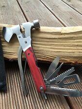 Taschenmesser Outdoor Multifunktionswerkzeug Tool Hammer Beil Werkzeug Camping