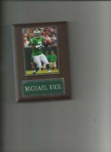 MICHAEL VICK PLAQUE PHILADELPHIA EAGLES FOOTBALL NFL