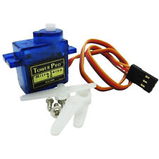 New SG90 9G TowerPro Micro Servo For RC Robot Helicopter Airplane Controls