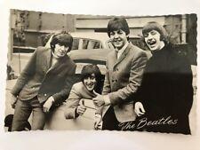 The Beatles, originale Postkarte aus den 60er Jahren wie abgebildet