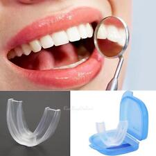 Stop Snoring Free Sleep Apnea Mouth Guard Anti Snore Bruxism Teeth Orthodontic