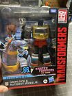 Transformers The Movie Studio Series 86-06 Leader Grimlock and Autobot Wheelie