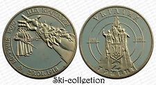 2 Hryvni 1998 UKRAINE. 80°Ans de la bataille de Kruti 1918-1998.
