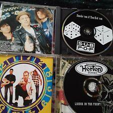 REVEREND HORTON HEAT 2 CD'S 1 CASSETTE SMOKE 'EM / LIQUOR / THE FULL GOSPEL