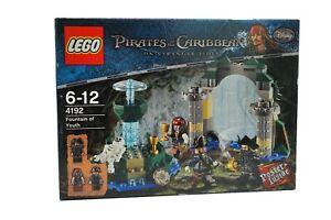 LEGO 4192 Pirates of the Caribbean Quelle der ewigen Jugend Neu & OVP Selten EOL