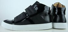 MAISON MARTIN MARGIELA Top High Sneakers Damen Designer Schuhe Black Gr.39 NEU