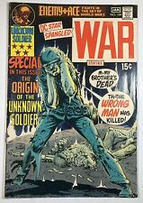 Star Spangled War Stories #154 VF- (7.5)  Ramey Collection  DC Comics Very Nice!