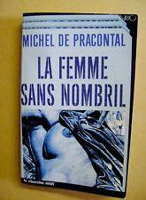 Roman de science fiction avec des humains et robots La Femme sans Nombril /J6