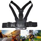 Accessoires appareil photo de sport harnais poitrine compatible avec gopro hero