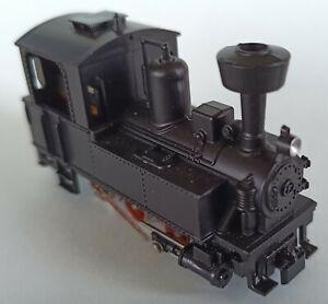 Roco 4100 0-6-0 Steam Engine Schmalspur Dampf Lokomotive OO9 HOe Boxed Runs Well