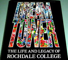 DREAM TOWER ROCHDALE COLLEGE PSYCHEDELIC TORONTO HIPPIES HASHISH MARIJUANA LSD