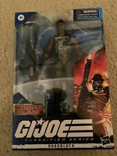 "NEW 2020 GI JOE Classified 6"" ROADBLOCK Cobra Island Target Exclusive IN HAND"
