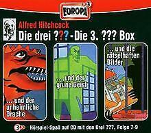 Die drei ??? - Sammelbox 03 (Folgen 07-09) von Oliver Rohr... | CD | Zustand gut