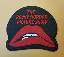 The Rocky Horror Picture Show Movie Logo Patch 3 1/2 inches wide