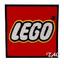 Lego toys - Large Embroidered Iron/sew On Patch  Badge  UK Seller,