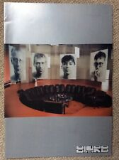 More details for blurb #20 official blur fan club magazine march 2001 as new.