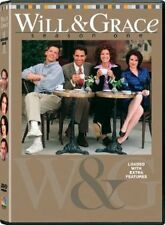 Brand New DVD Will & Grace - Season One Eric McCormack Debra Messing Megan Mulla