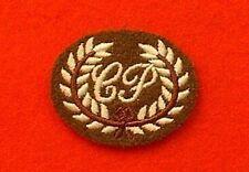 Number 2 Dress Uniform CP Close Protection Qualification Uniform Badge