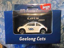 AFL Geelong Cats Beetle Footy Car