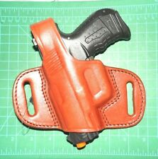 Tagua BH1M-1028 LH Leather Thumb Break Belt Holster Walther PK380 P22 No Laser