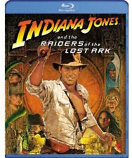 INDIANA JONES AND THE RAIDERS OF THE LOST ARK BLU-RAY - SINGLE DISC - NEW