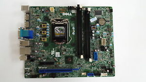 Dell Optiplex 9020 7020 SFF VGA Dual DP DDR3 LGA 1150 Motherboard 2YYK5