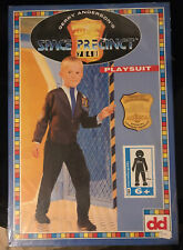 Gerry Anderson's Space Precinct Playsuit 6+ Costume Neuf New