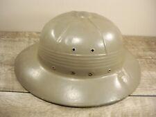 WW2 WWII US Army Combat Pith Helmet 1942 Original International Hat Co Date 1942