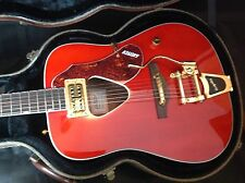 Gretsch G5034TFT Rancher-Savannah Atardecer. Hermosa Guitarra.