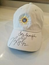 2005 Signed Connecticut Sun Nykesha Sale & Taj Franklin WNBA Basketball Cap