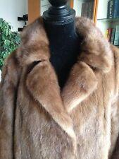 cappotto visone