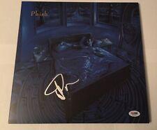 Trey Anastasio Signed PHISH Rift Album Vinyl PSA/DNA #AA63223 Auto LE