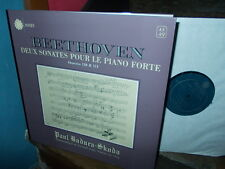 BEETHOVEN: Piano sonatas n°31 op.110 & 32 op.111   Badura-Skoda / Astrée AS49