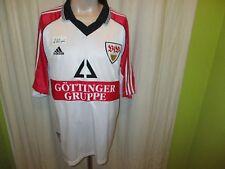 """VfB Stuttgart Original Adidas Heim Trikot 1998/99 """"Göttinger Gruppe"""" Gr.XXL"""