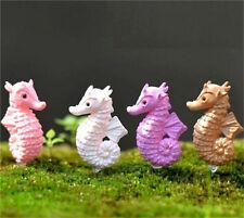 Miniature Dollhouse Garden Craft Fairy Bonsai Decor ~A hippocampus~ 1Pc ♫