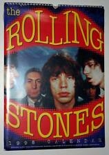 Calendrier 1998 Calendar THE ROLLING STONES