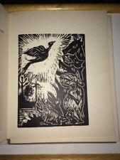 Newton Cavalcanti Woodcuts Book, Uma Fabula Fernando Coni Campos