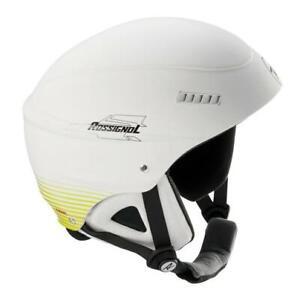 Rossignol Toxic White Ski Snowboard Winter Sports Helmet 62 cm