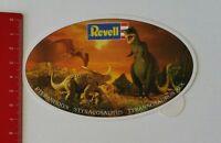 Aufkleber/Sticker: Revell Pteranodon Styracosaurus Tyrannosaurus Rex (140217116)
